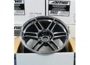 AME TRACER TM-02 18x10.5 +15 5-114.3 SBC *LIMITED EDITION*