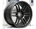 AME TRACER TM-02 18x9.5 +15 5-114.3 Gunblack *NEW SIZE*