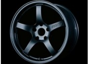 RAYS GRAMLIGHTS 57CR 17 x 9 +22 5-114.3 Gunblue