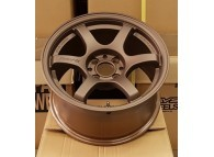 RAYS GRAMLIGHTS 57DR 15 x 8 +28 4-100 Dark Bronze
