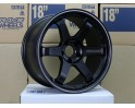RAYS VOLK RACING TE37RT 18x10.5 +15 5-114.3 BLACK EDITION