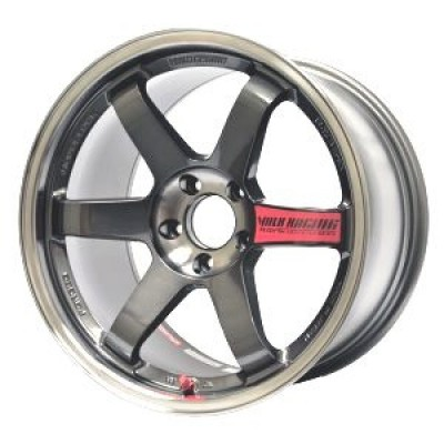 RAYS VOLK RACING TE37SL 18x10 +20 5-114.3 Pressed Graphite