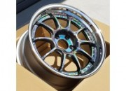 SSR SP5 18x10 +19 5-114.3 SPECTRUM SILVER