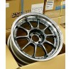 SSR SP5 18x9.5 +25 5-114.3 SPECTRUM SILVER
