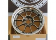 SSR SP5 18x10 +19 5-114.3 HIGH METAL BRONZE