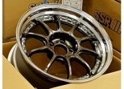 SSR SP5 18x8.5 +37 5-114.3 HIGH METAL BRONZE