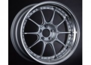 SSR SP5 18x8.5 +37 5-114.3 HIGH BRIGHT SILVER