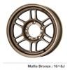 ENKEI RPT1 16x6 +0 5-139.7 Matte Bronze