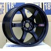 RAYS GRAMLIGHTS 57DR 17 x 9 +38 5-114.3 Semi Gloss Black