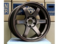 RAYS VOLK RACING TE37 BRONZE