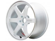RAYS VOLK RACING TE37 RT DASH WHITE