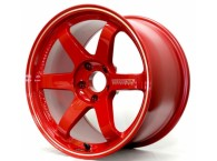 RAYS VOLK RACING TE37 RT RED