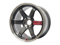 RAYS VOLK RACING TE37SL PRESSED GRAPHITE
