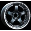 SSR SP1 18x9.5 +25 5 x 114.3 BLACK