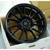 WEDS SA72R 17 x 9.5 +38 5-100 CIRCUIT BLACK